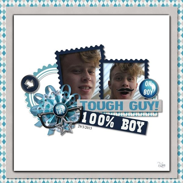 Oh Boy by Ilonka's Scrapbook Designs now available at  Digiscrapbooking Boutique.  This beautiful collection is all about boys. It's now available for only  € 4,00. Single packs are now available for only € 1,00 each. http://www.digiscrapbooking.ch/shop/index.php?main_page=product_info&cPath=22_188&products_id=17563 A Mothers love  Template by Jen Wright Designs is part of Scrappy Bee May monthly mix available at Scrappy Bee