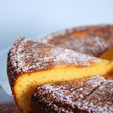 Deliciously Moist Orange Cake #Recipe #MegannsKitchen #myfoodbook