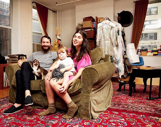 EV GEZMESİ: Bu vintage evi birlikte gezelim