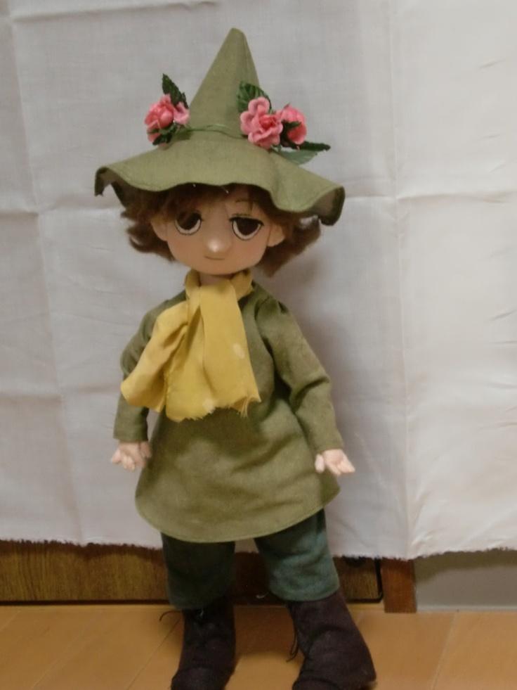 Snufkin Doll by ~StrongHeart655 on deviantART