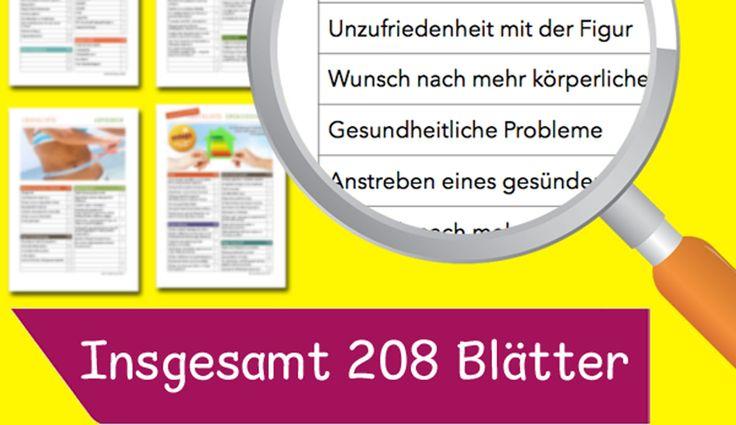 Mit mehr als 200 Checklisten-Seiten richtest du dir einen Haushaltsordner ein, der von nun an deine tägliche Schaltzentrale sein wird. Auf geht´s! ✓