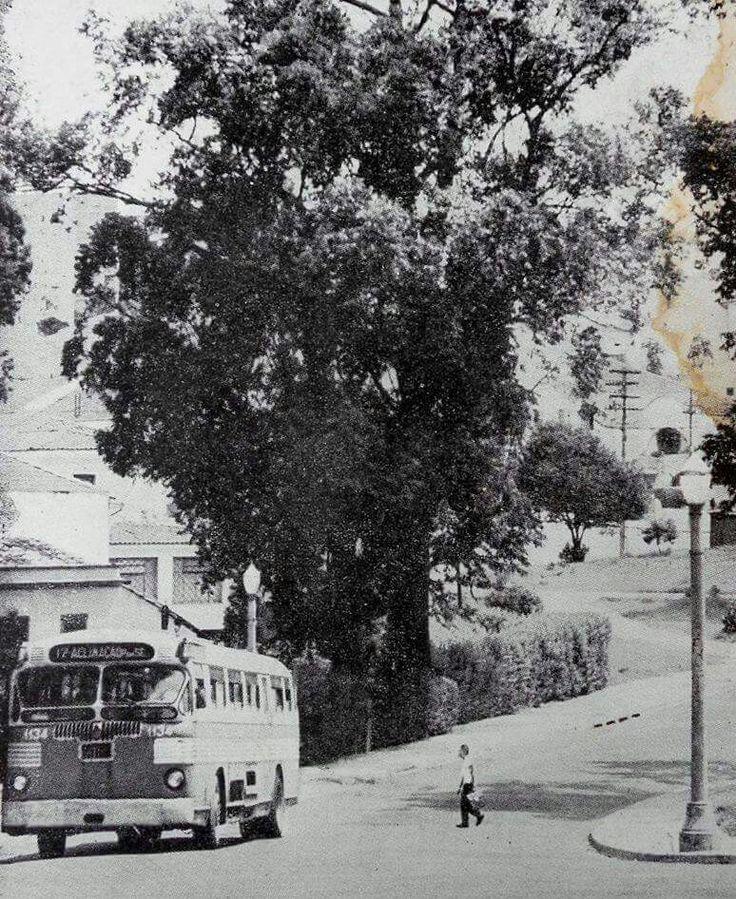 1959 - Em algum lugar no bairro da Aclimação.