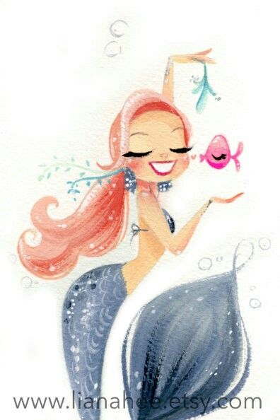Mermaids life's a party