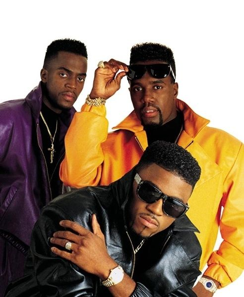 Guy, hip hop, R&B & soul band comprised of singer-songwriters Teddy Riley, Aaron Hall, & Damion Hall. They are closely associated with the new jack swing style of music. Their hits include Groove Me, Teddy's Jam, Wanna Get Wit U, Let's Chill, I Like, Dancin' & Do Me Right. The group also performing the title song for the film  New Jack City, and My Fantasy for the film Do The Right Thing. They separated for a while pursuing solo careers and have since gotten back together.