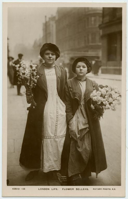 London Flower Sellers