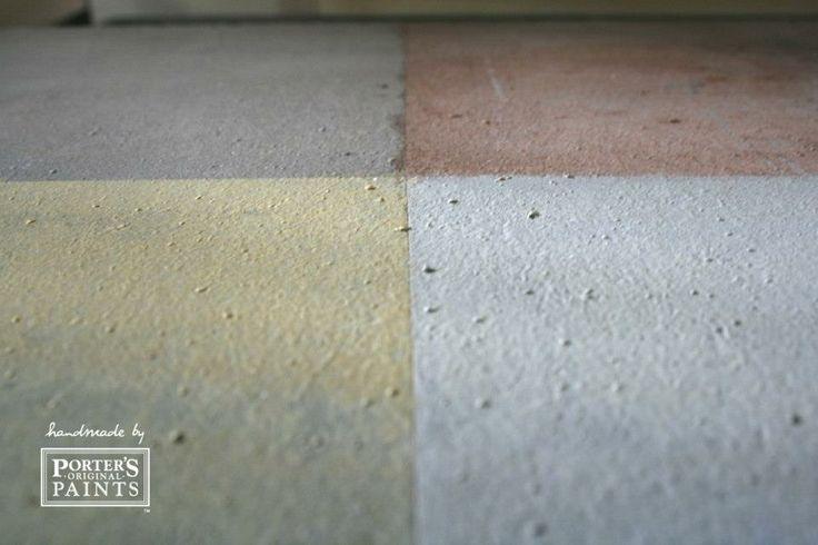 コンクリートウォッシュ。コンクリートの重厚感に色をプラス。新しい表情が生まれます。