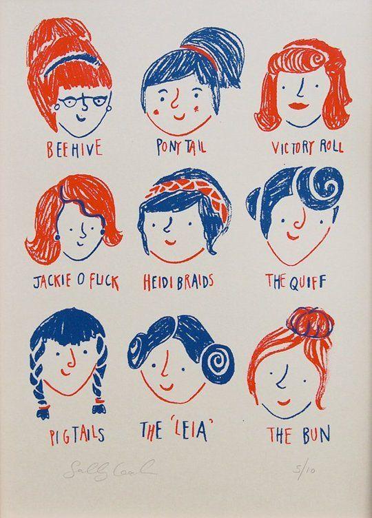 How Do I Look? by Sally Leach — On The Wall