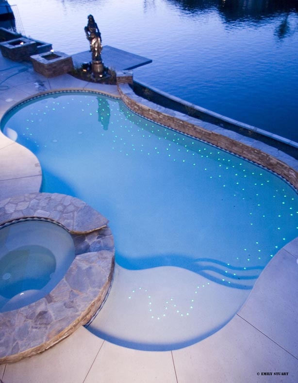 17 Best Images About Pool Lighting On Pinterest Fireflies Led And Big Pools