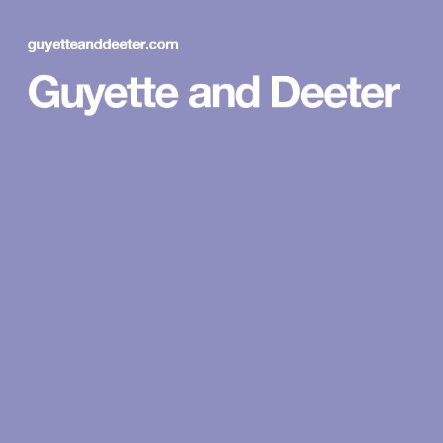 Guyette and Deeter