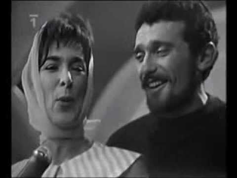 Hana Hegerová a Waldemar Matuška - Jaro LIVE