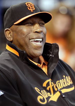 """My all time favorite Giant, Willie McCovey """"44"""