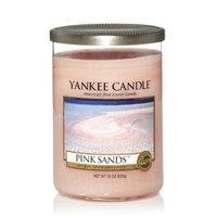 Pink Sands    Som en exotisk ö med en underbar blandning av frisk citrus, söta blommor och kryddig vanilj.