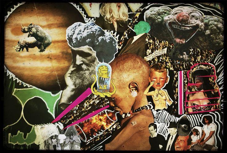 Verdens sande tilstand #collage