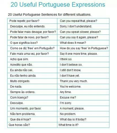 Usefulusefule phrases