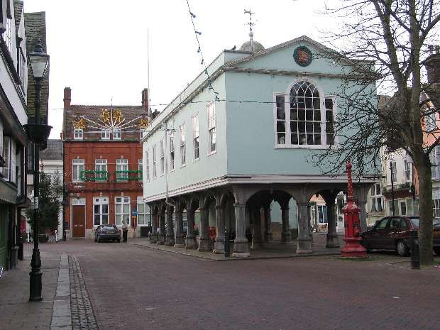 The Market Place, Court Street, Faversham, Kent