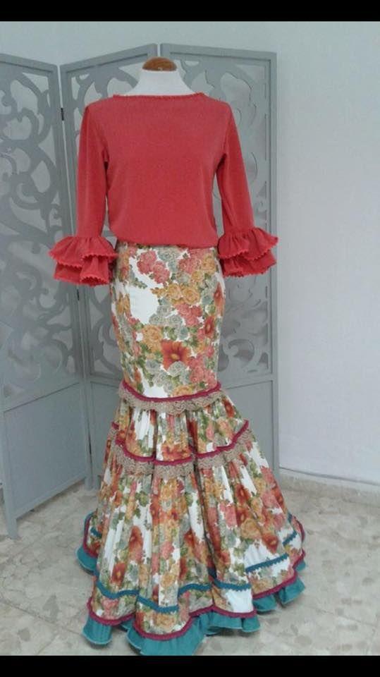 (26) vestidos de flamenca y ole¡¡¡¡