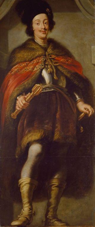 Ferdinand IV. Habsburský, král římský, český a uherský