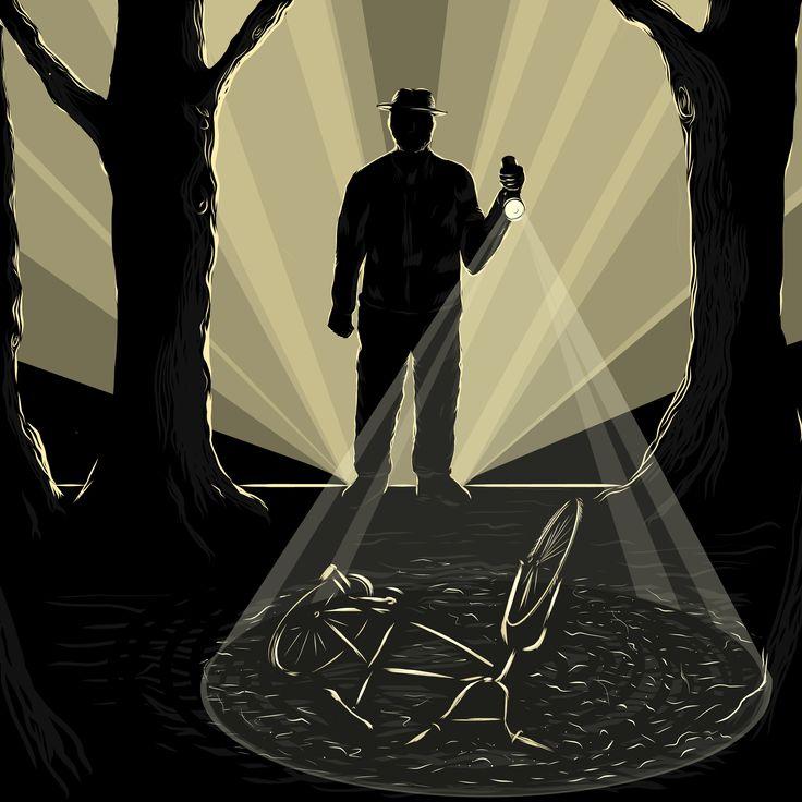 Consulter ce projet @Behance : « Stranger Things- Mobile Vector Illustration » https://www.behance.net/gallery/41242693/Stranger-Things-Mobile-Vector-Illustration