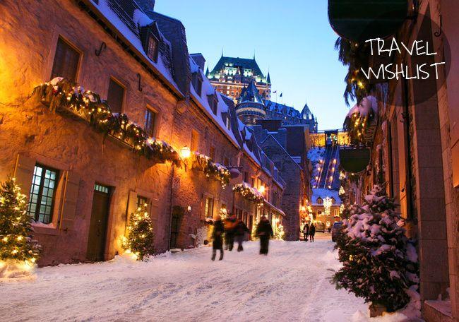 #Travel WishList ⛄ 20 lugares de #Navidad entrañable #FelizNavidad viajeros #viajar #viajes #viajesoriginales #viajesorganizados