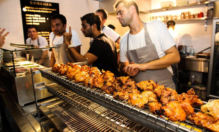 Foodhallen Amsterdam   Shirkhan   Francesca Kookt