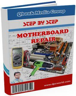 Kerusakan MOtherboard Paling Umum  http://ebookteknisikomputerlengkap.blogspot.com/2013/08/tempat-kerusakan-motherboard-paling-umum.html