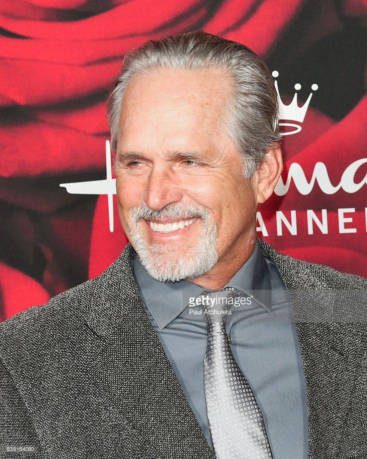 Actor Gregory Harrison attends the Hallmark Channel and Hallmark Movies and Mysteries Winter 2017 TCA Press Tour at The Tournament House on January 14, 2017 in Pasadena, California.