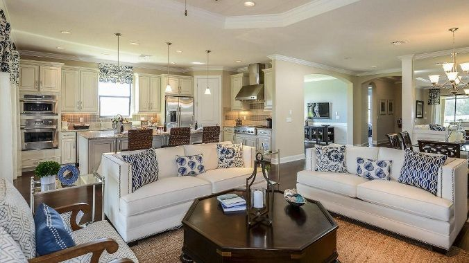 Taylor morrison model homes view all sarasota area - Interior designers lakewood ranch fl ...