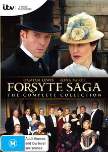 The Forsyte Saga - Complete Collection