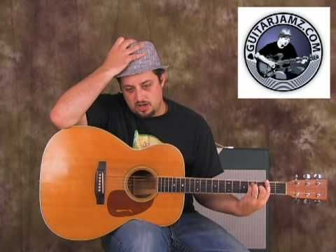 How to Play - She Talks to Angels by The Black Crowes - Guitar Lesson - Tutorial - Acoustic - YouTube
