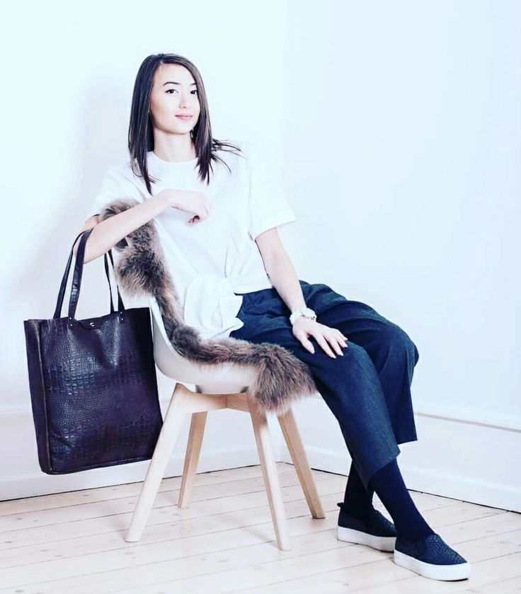 Photoshoot 2017  leather shopper bag by disorti