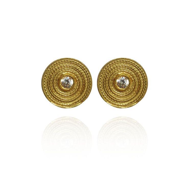 Filigree Circles Earrings