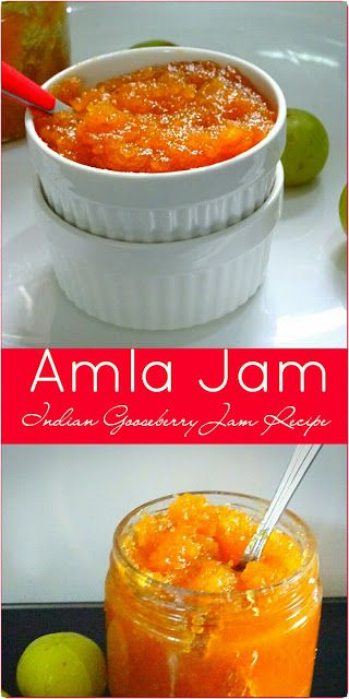 Amla Jam ( Indian Gooseberry Jam) Amla jam is an interesting and awesome way to incorporate the health benefits of amla in your daily diet. Sharing Indian Gooseberry Jam recipe with step by step pictorial guide.. #amlajam #amla #Gooseberry #jamrecipe #indiancuisine #indianrecipes #indianfood #foodblogger #winterfood #winterspecial #chutney