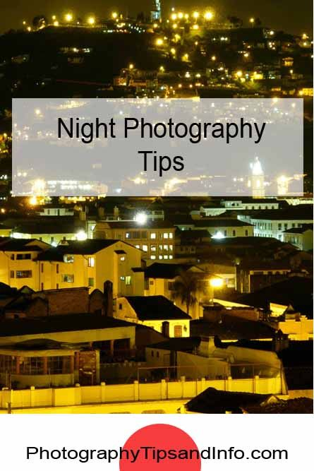 Night photography is one of the most difficult forms of photography. You need to be able to find and focus on your subject while dealing with intense shadows and poor lighting.