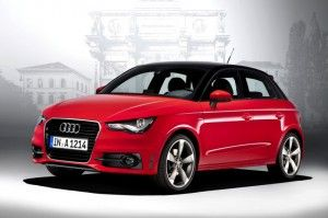 Compatte Audi A 1 sportback