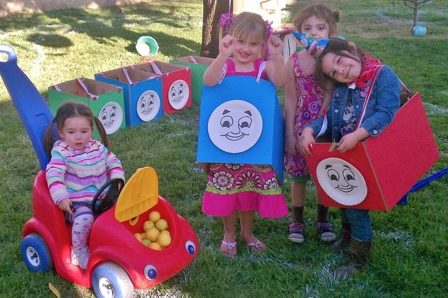 Thomas the Train Birthday Party Ideas | Photo 1 of 17 | Catch My Party