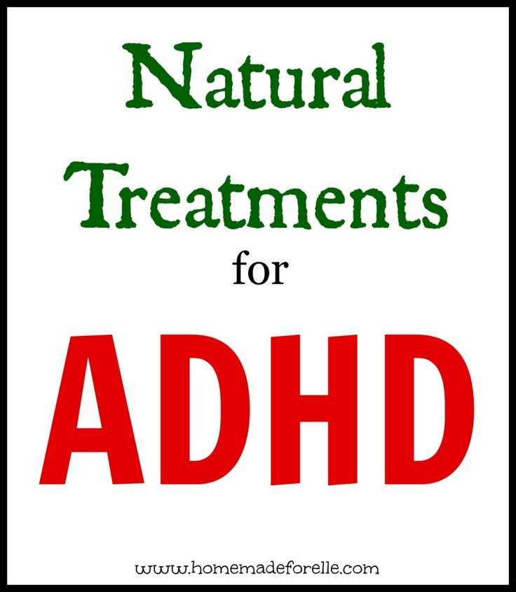 Natural Treatments for ADHD. Herbal remedies for ADHD symptoms. How to treat ADHD without medication.