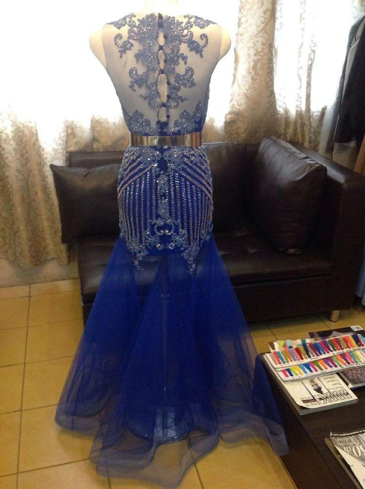 Ronald enrico gown