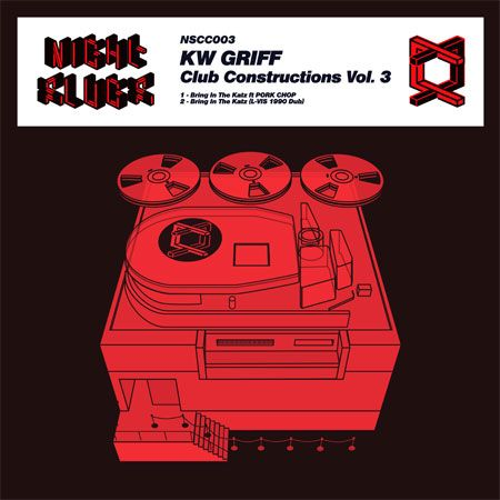 KW Griff to Deliver Next Night Slugs Club Constructions 12"