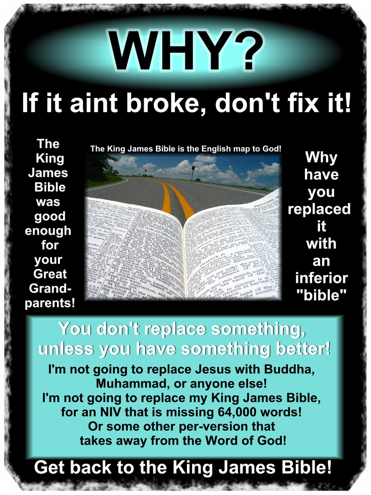 Get the King James Bible!