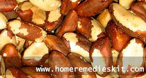 Brazil Nuts Nutrition Facts and home remedies