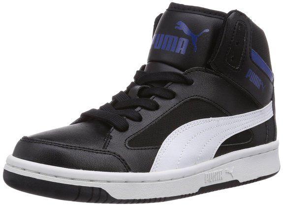 Puma Grifter S, basket homme - Noir - Schwarz/black-dark shadow, 37.5 EU