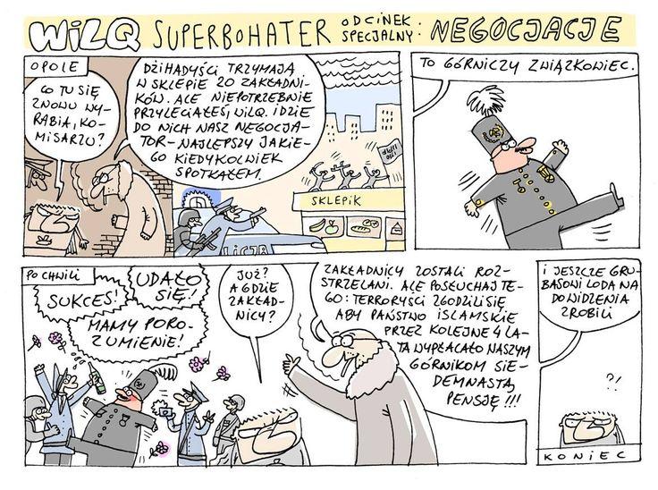 Negocjacje górników 2014/2015