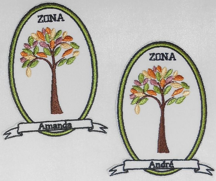 zona badge