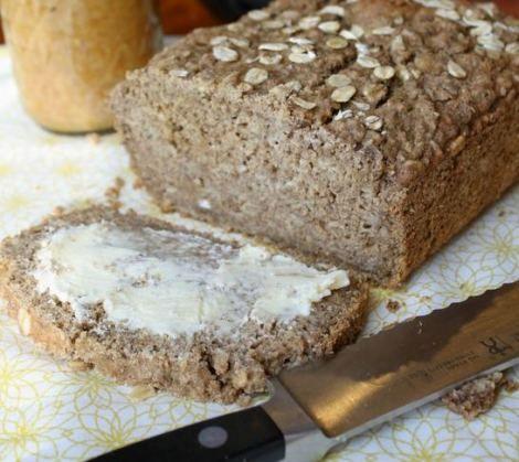 Gluten Free Brown Loaf