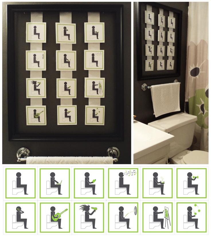 Just Bathroom Signs 57 best industrial bathrooms images on pinterest | industrial