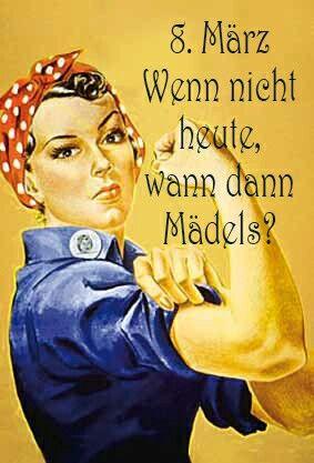 Weltfrauentag Bilder