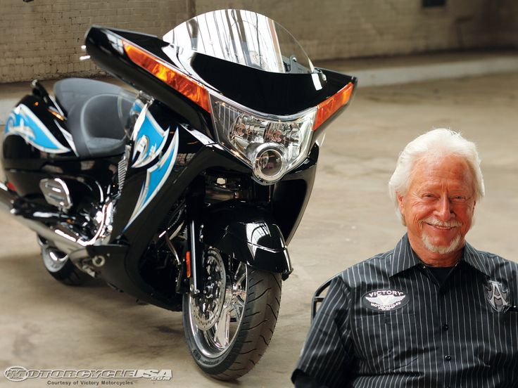 victory motorcycles | Arlen Ness and Victory Motorcycles continue to collaborate. Pictured ...
