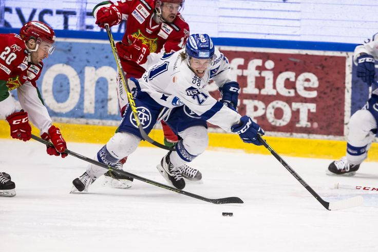 Leksands Brock Montpetit, HockeyAllsvenskan 2015-16 FIGJAM