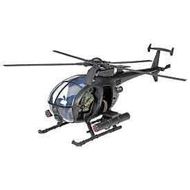 Power Team Elite World Peacekeepers Combat Helicopter