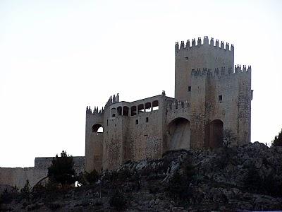 Castillo de Vélez-Blanco, Almería, España